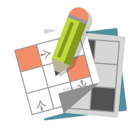 Grid games icon
